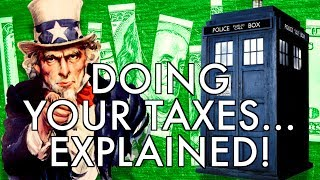 How to Do Your Taxes EXPLAINED! - 5