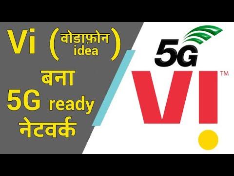 Vi (Vodafone Idea) Ready For 5G Rollout