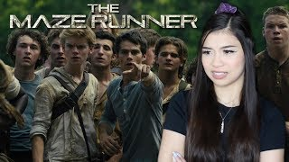 **THE MAZE RUNNER** is The Best Teen Trilogy And You Can't Change My Mind
