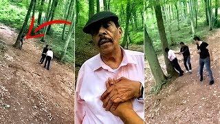 فهد العرادي سناب [ 5 ] اقوى مقلب بالخال ابو طلال في غابات تركيا (وقف قلبه 😱)