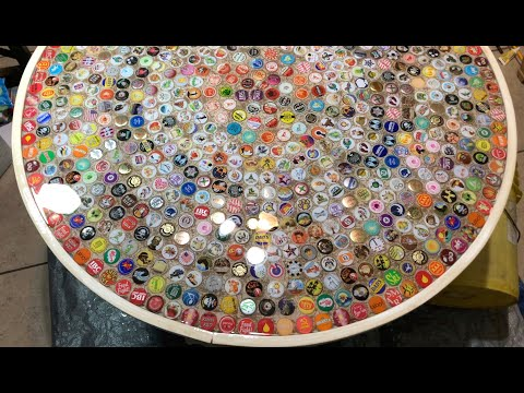 Building a Bottle Cap Table - Every Step