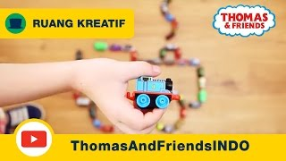 Kereta Thomas & Friends Indonesia -  Thomas Minis Indomaret