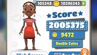 Subway Surfers SINGAPORE iPad Gameplay HD #17