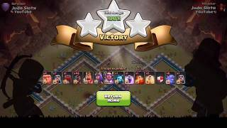 Town Hall 12 attack strategy & tricks