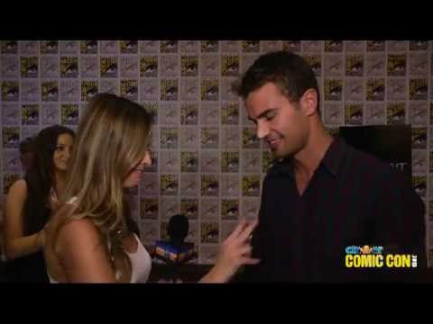 Comic-Con: 'Divergent' Cast from YouTube · Duration:  3 minutes 45 seconds