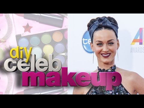 Katy Perry Makeup Tutorial – DIY Celeb Makeup