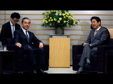 Abe says he welcomes Premier Li's to visit Japan