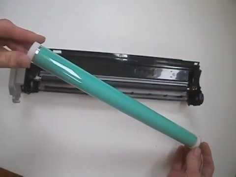инструкция по замене термопленки canon ir 2020