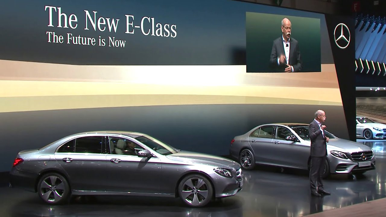 mercedes benz cars press conference geneva motor show 2016 youtube