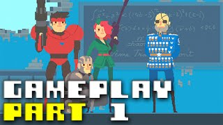 Super Time Force Ultra - Gameplay Part 1