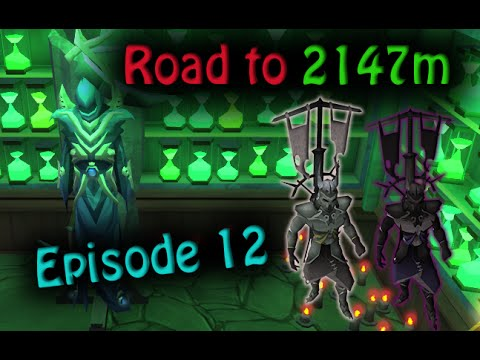 Runescape - Road to 2147m l Episode 12