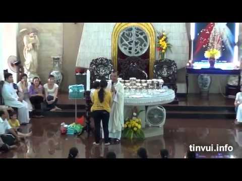 Lễ Kính Lòng Thương Xót Chúa 02.02.2012 - Nha Tho Chi Hoa