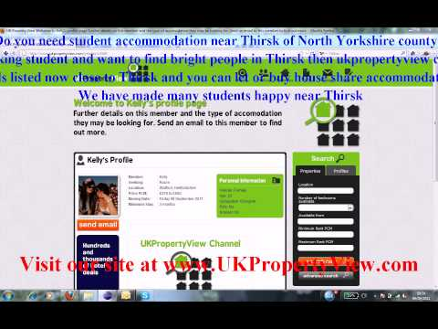 Student Accommodation Thirsk | Freshers University Week North Yorkshire