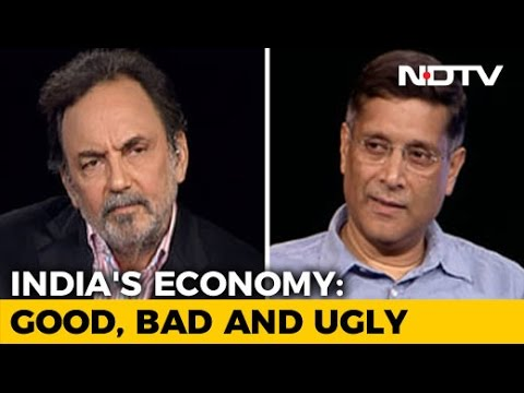 Prannoy Roy Speaks To Arvind Subramanian On State Of The Economy