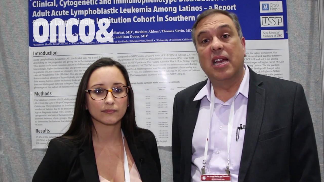 LLA entre Latinos - ASH 2018 - Revista Onco&