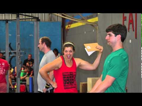 CrossFit Clinton Garage Games 2014