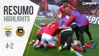Highlights | Resumo: Benfica 4-2 Rio Ave (Liga 18/19 #16)