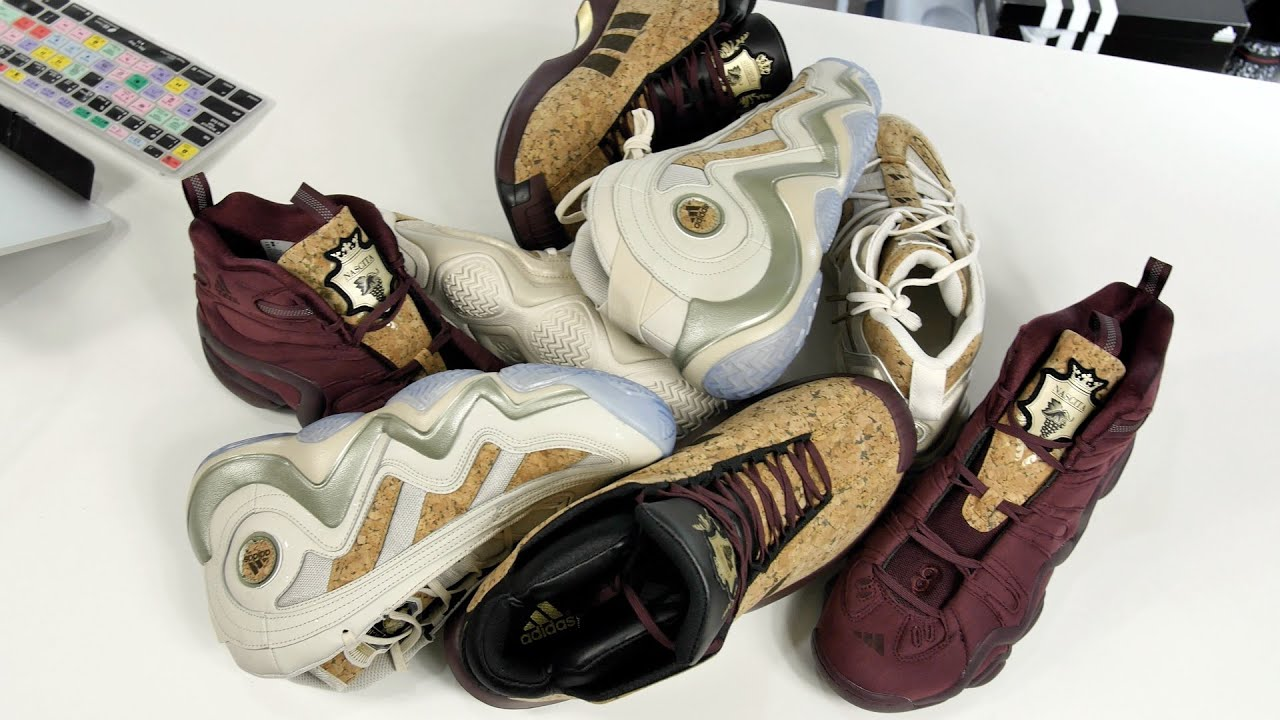 new styles 8250c 3a154 UPDATED Breaking Down The CRAZY KOBE Vino Pack From adidas