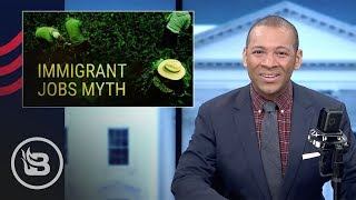 Top Illegal Immigration Job MYTHS I White House Brief