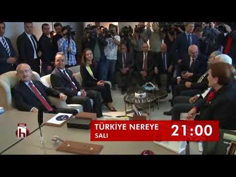 TÜRKİYE NEREYE 24 NİSAN SALI TANITIM