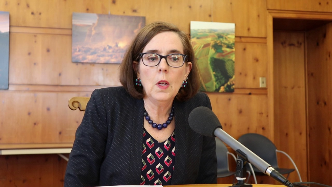 Politics and Pride: Kate Brown and Knute Buehler appeal to voters on LGBTQ rights