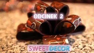 ZABAWA Z CZEKOLADĄ - ODCINEK 2 ( dekoracje z czekolady czyli jak korzystać z folii transferowych )