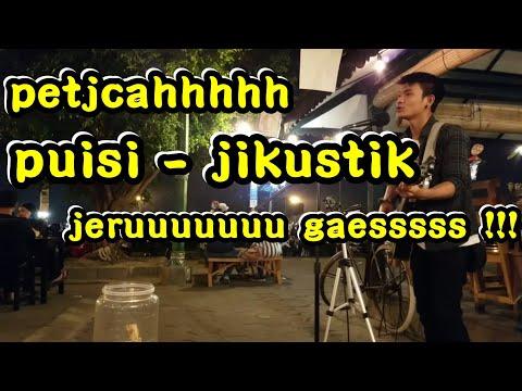 PUISI - JIKUSTIK COVER   Musisi Jogja Project   Pendopo Lawas