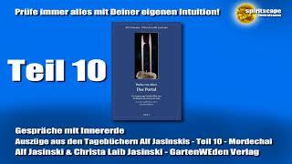 Gespräche mit Innererde - Teil 10 - Mordechai (Alf Jasinski & Christa Laib Jasinski)