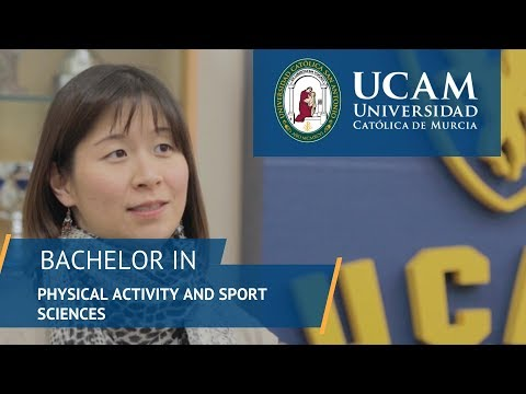 Bachelor Degree in Physical Education and Sport Sciences - UCAM Catholic University of Murcia