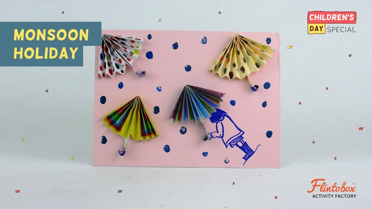 53 Easy Paper Crafts For Kids That Are Absolute Fun