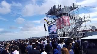22 Eylül 2018 Istanbul ,3. Hava limanı 1.Tekno fest(8)