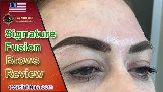Baixar Signature Fusion Brows Review |  EVA XINH USA Beauty Studio & Academy