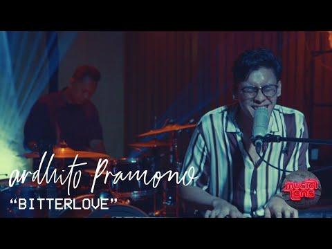 Ardhito Pramono - Bitterlove (Live Studio Session)