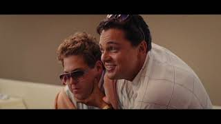 Party Scene - The Wolf of Wall Street 2013