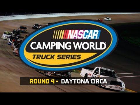 IRacing | LatisTV |  En Vivo | Camping Truck Latis Series | Daytona Circa | Round 4