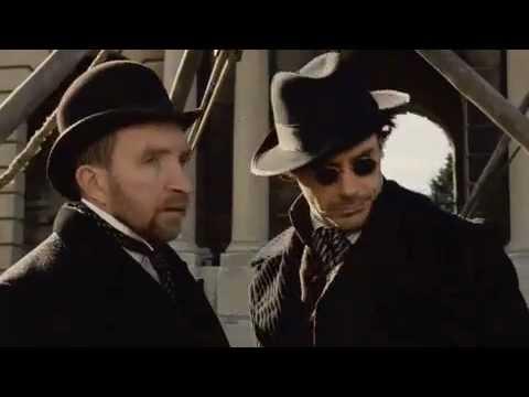 Sherlock Holmes (09) – trailer (ita) – Rachel McAdams – Robert Downey Jr.