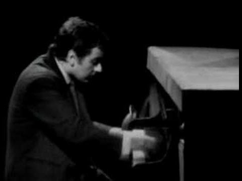 Dudley Moore Playing Piano - Beyond the Fringe