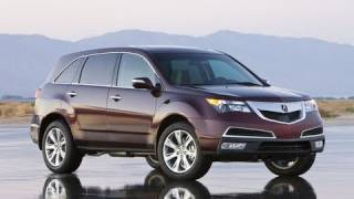 2011 Acura MDX Drive and Review