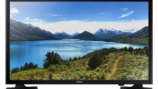 Samsung UN32J4500AFXZA 32 Inch 720p 60Hz Smart LED TV 2015 Model