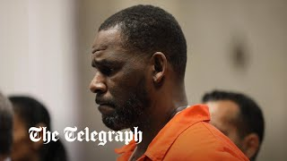video: R Kelly found guilty in sex abuse trial