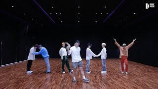 [CHOREOGRAPHY] BTS (방탄소년단) 'Butter' Dance Practice