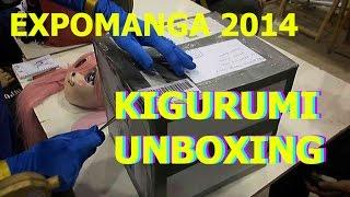 kigurumi mask unboxing