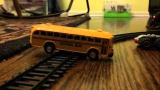 All School Bus Crash and Bus Crash Compilation