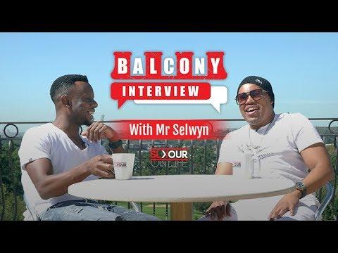#BalconyInterview: Mr Selwyn Talks Return To Music, Priesthood & Taking Care Of One's Gift