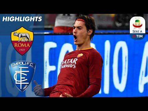 Roma 2-1 Empoli | Ranieri Returns with Roma Win | Serie A