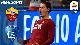 Roma 2-1 Empoli | Ranieri Returns with Roma Win | Serie A