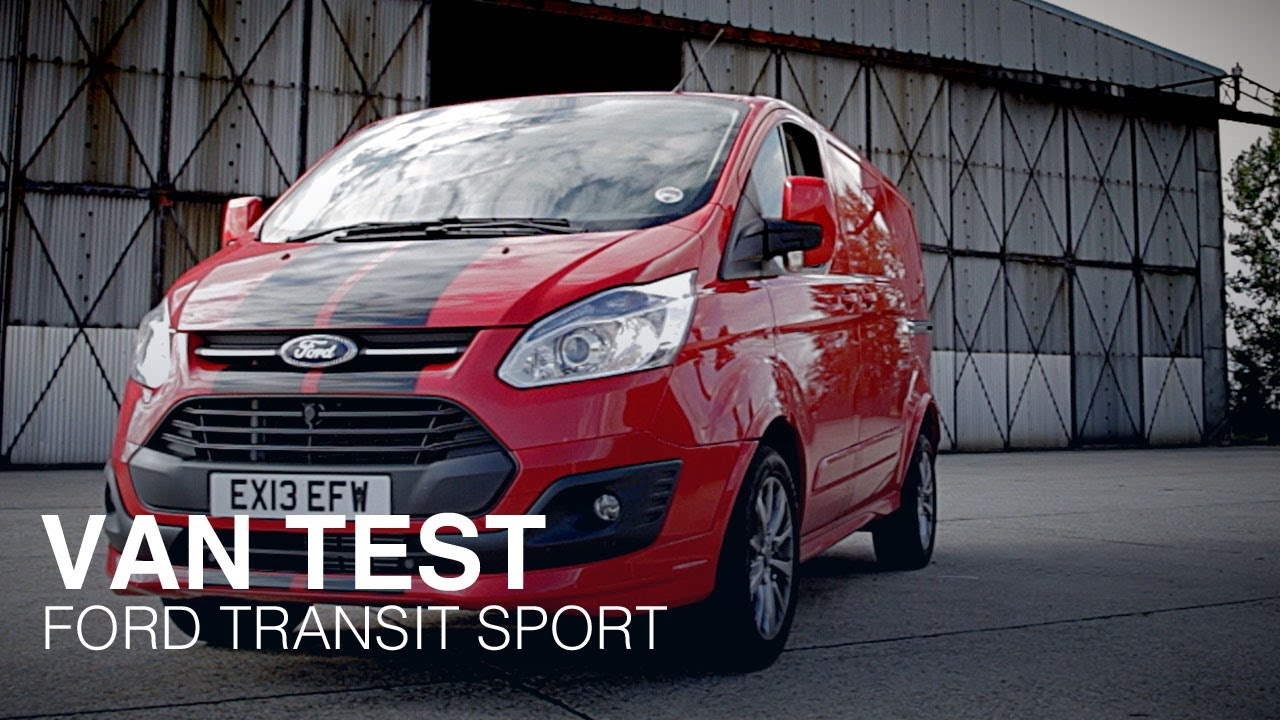 ford transit custom sport review youtube. Black Bedroom Furniture Sets. Home Design Ideas