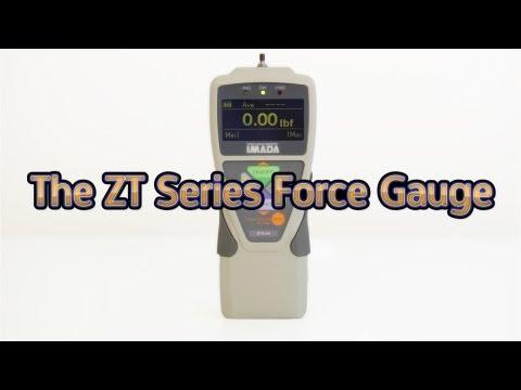 ZT Series Force Gauge Introduction