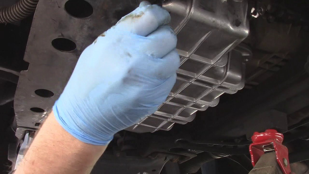 Oil Change And Pan Replacement In A 2001 Mercedes E320 Youtube Ml320 Fuel Filter
