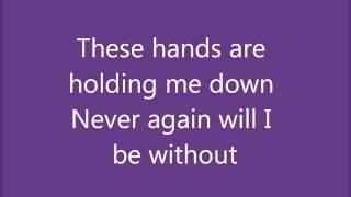 FM Static-Take Me As I Am (Lryics)